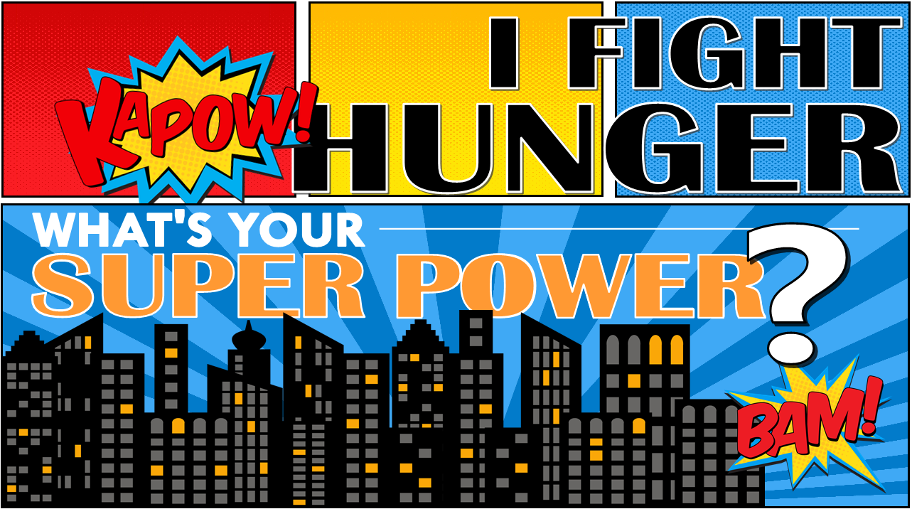 Hunger Action Month