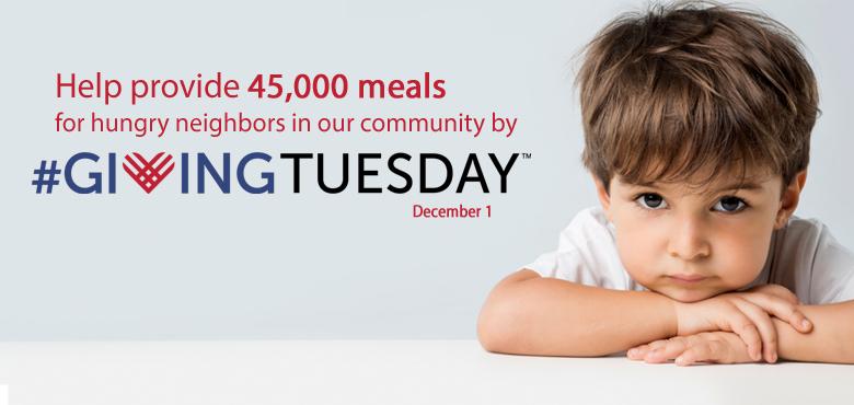 Giving Tuesday 15 Homepage - Food Bank of Northern Nevada
