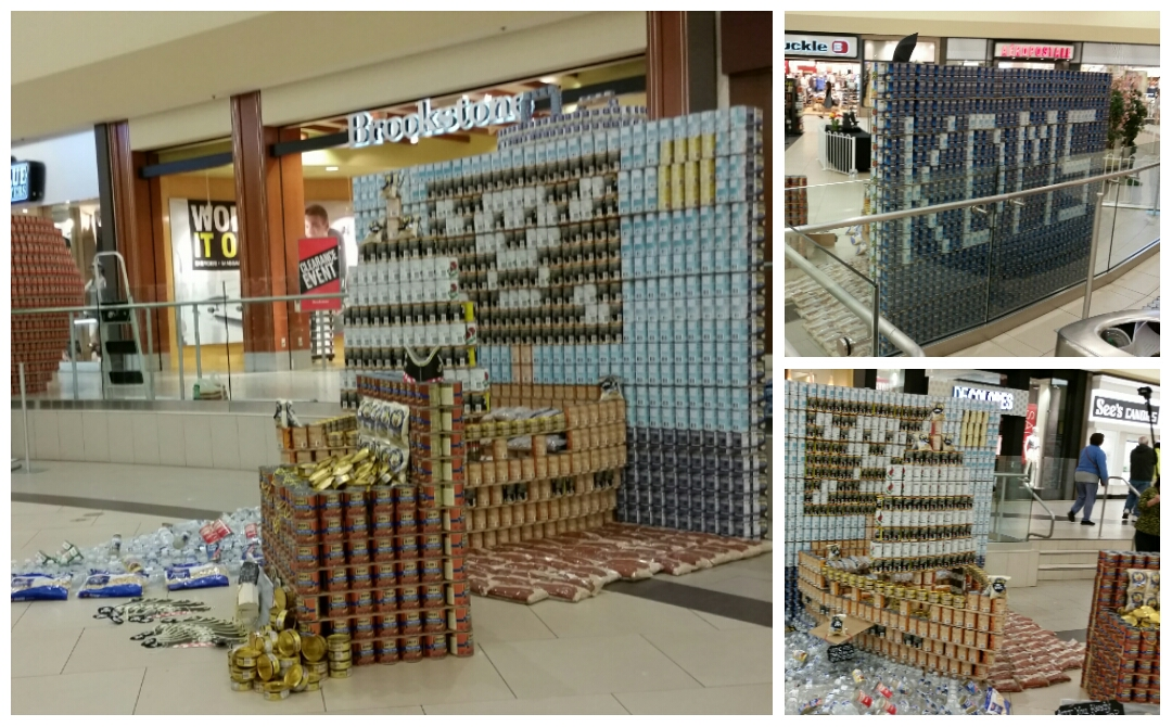 CANstruction 2016 KDMS