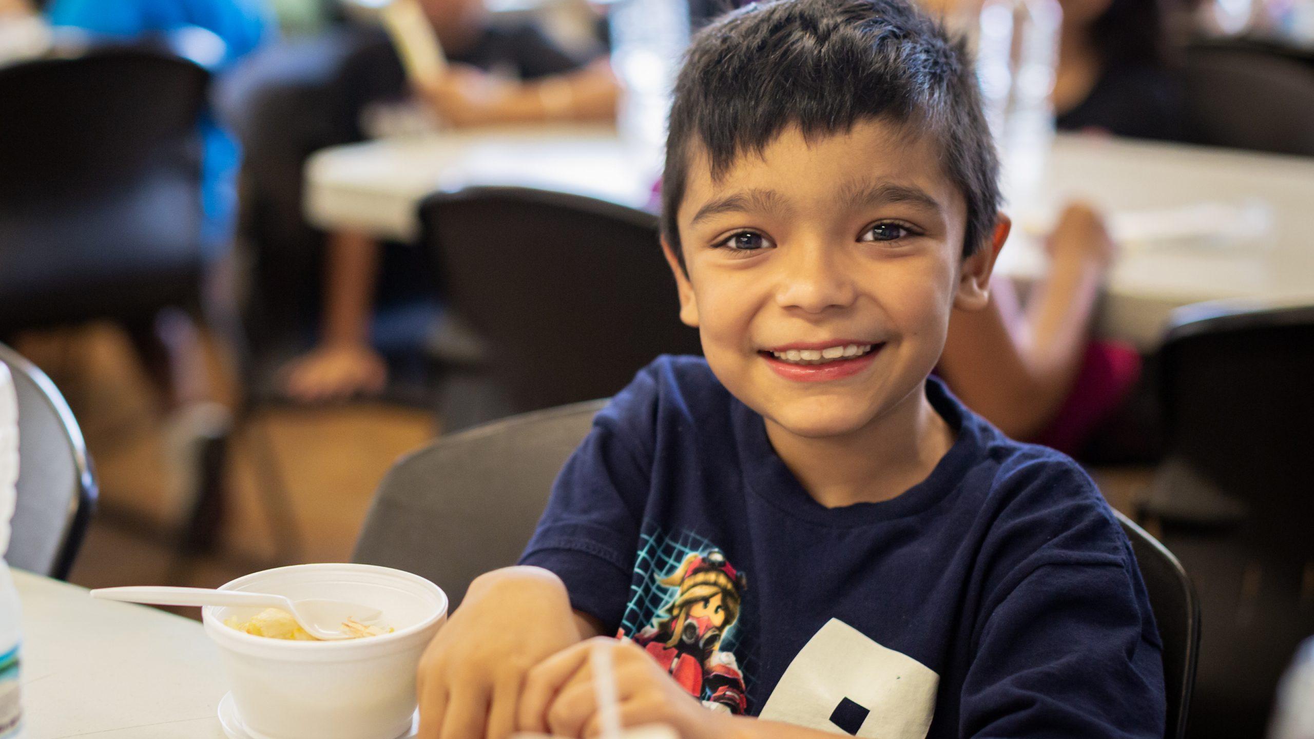 Kids Cafe Summer Meals